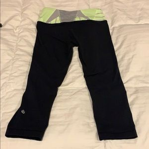 Lulu lemon crops
